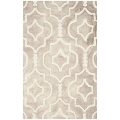 Safavieh Dip Dye Collection Devnet Geometric Area Rug