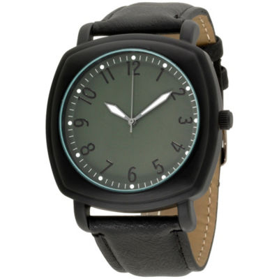 Womens Black Bracelet Watch-Mst5485bk100-266