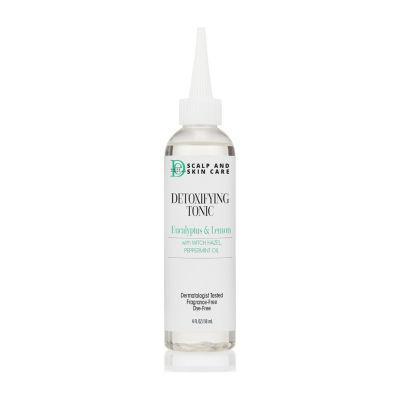 Design Essentials Scalp and Skin Care Detoxifying Tonic - 4 oz.
