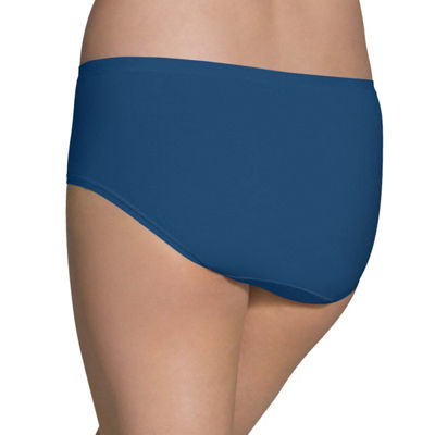 Fruit Of The Loom 6-Pack Womens Ultra-Soft Hipster Panties - 6DPUPDA