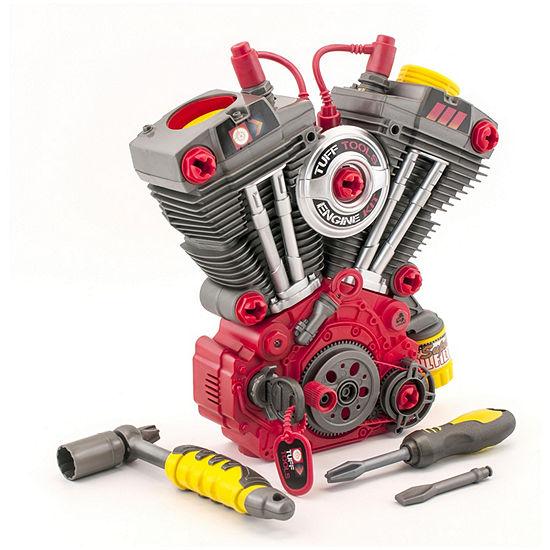 Light And Sound Engine Builder Set