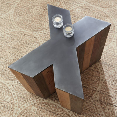 Signature Design by Ashley® Highmender X Shaped Accent Table