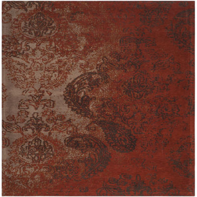 Safavieh Classic Vintage Collection Jovka PaisleySquare Area Rug