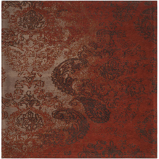 Safavieh Classic Vintage Collection Jovka Paisley Square Area Rug
