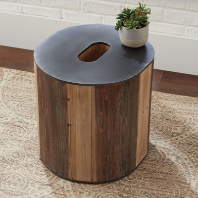 Signature Design by Ashley® Highmender O Shaped Accent Table