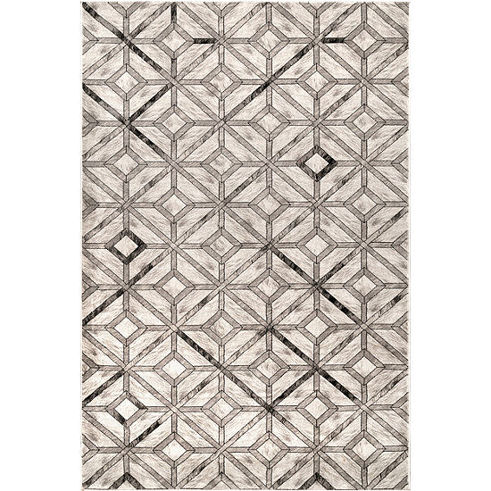 nuLoom Blakely Diamond Tiles Area Rug