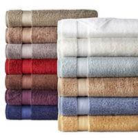 Liz Claiborne 6-Piece Luxury Egyptian Cotton Bath Towel