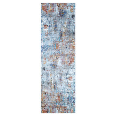 Couristan Gypsy Street Art Rectangular Indoor Rugs