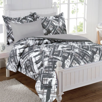 Alex Plaid Complete Bedding Set with Sheets