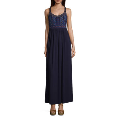 Spense Sleeveless Maxi Dress