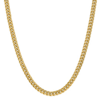 14K Gold 26 Inch Chain Necklace