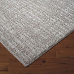 Signature Design by Ashley® Norris Taupe and White Rug