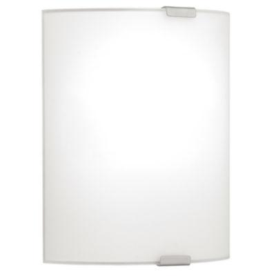 Eglo Grafik 1-Light Chrome Ceiling Light