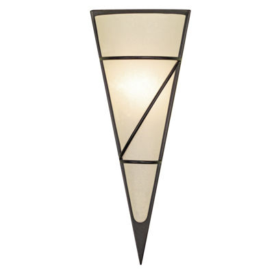"Eglo Pascal 1-Light 7"" Wall Light"""