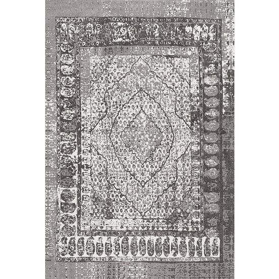 Nuloom Vintage Laplante Cotton Flatweave Area Rug