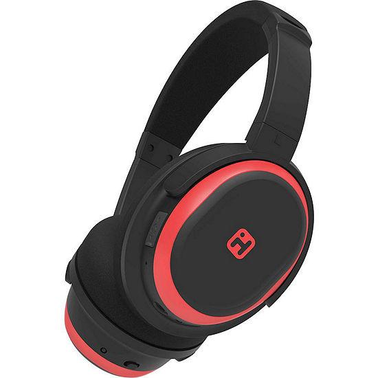 iHome iB98BRC Bluetooth Wireless Noise Canceling Rechargeable Headphones