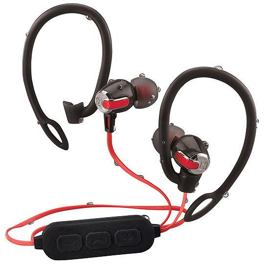 iHome iB71 Bluetooth Water-Resistant Wireless Sport Earbuds
