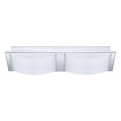"Eglo Wasao LED 17"" Vanity Wall Ceiling Dual MountWall Light"""