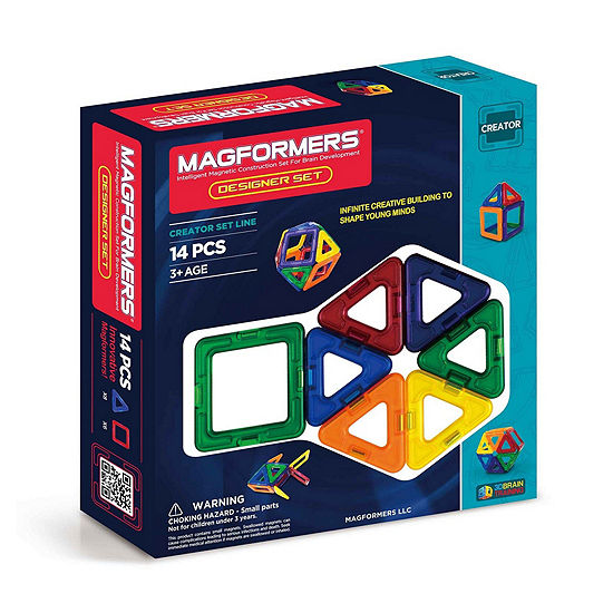 Magformers Designer 14 Pc Set