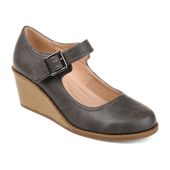 Journee Collection Womens Jc Radia Wedge Pumps