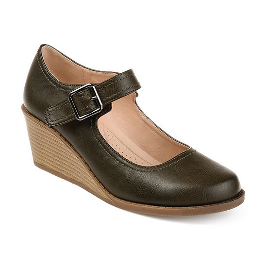 Journee Collection Womens Radia Wedge Pumps