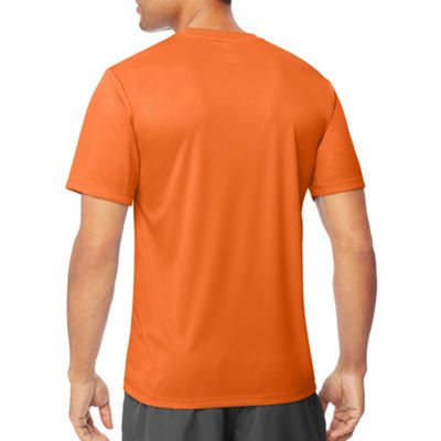 Hanes Mens Crew Neck Short Sleeve T-Shirt