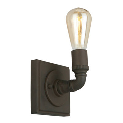 "Eglo Wymer 1-Light 5"" Wall Sconce Wall Light"