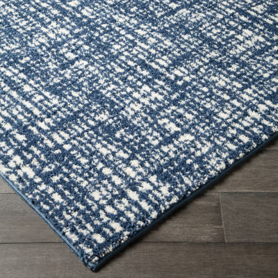 Signature Design by Ashley® Norris Blue and White Rug