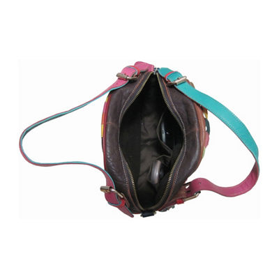 Amerileather Dream Catcher Pouch Handbag