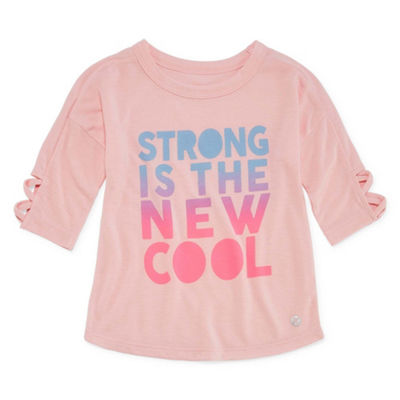Xersion Tunic Top - Toddler Girls