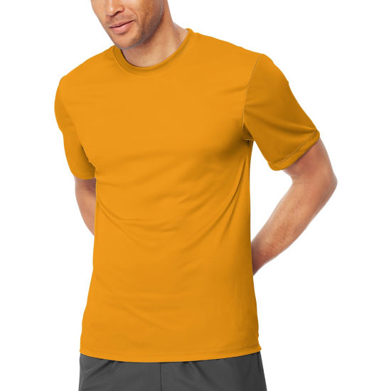 Hanes Mens CoolDri Lightweight Short Sleeve Tee