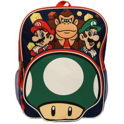 Mario Game Backpack-Boys