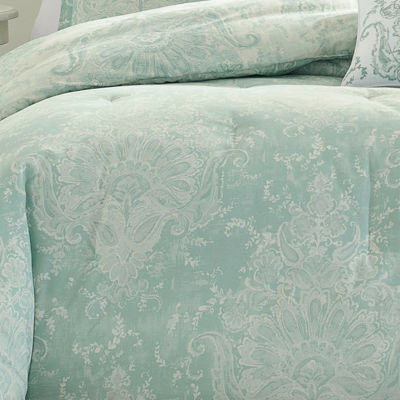 Laura Ashley Maddox Bonus Comforter Set