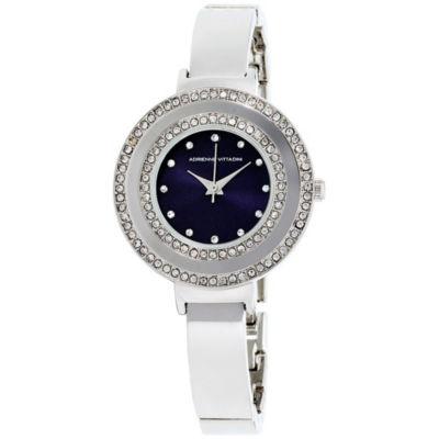 Adrienne Vittadini   Womens Bracelet Watch-Ad11537s416-102