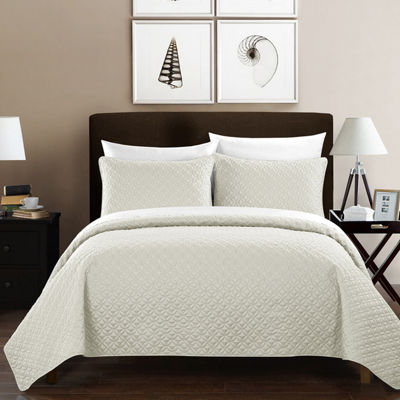 Chic Home Amandla Quilt Set