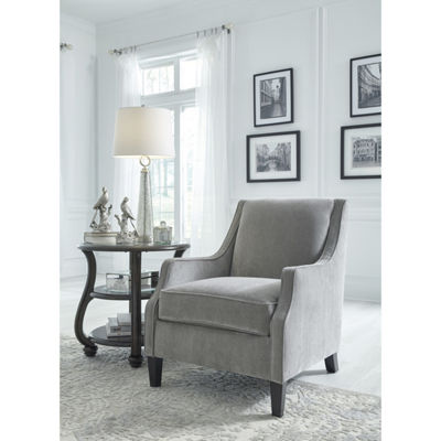 Signature Design By Ashley® Tiarella Slope Arm Accent Chair