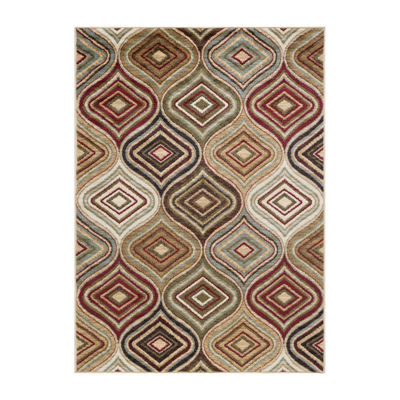 Tayse Darbee Contemporary Geometric Rug Collection