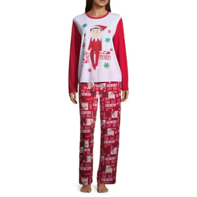 Elf on the Shelf 2-pack Holiday Pant Pajama Set