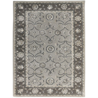 Amer Rugs Eternity AE Hand-Tufted Wool and Viscose Rug