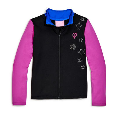 Jojo Siwa for Danskin Sparkle Stars Jacket