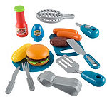 Hey! Play! Grill BBQ Playset