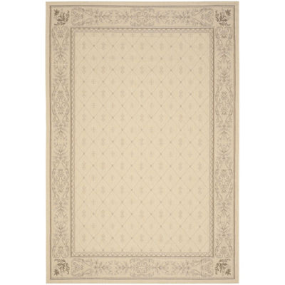 Safavieh Oakley Oriental Rectangular Indoor/Outdoor Accent Rug