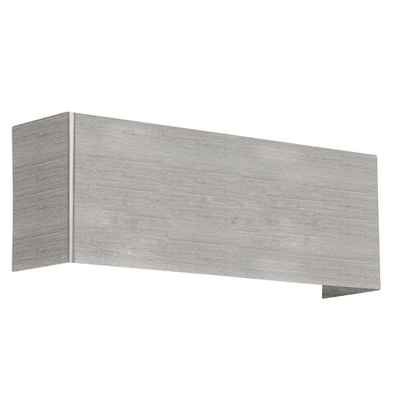 "Eglo Nikita 1-Light 14"" Matte Nickel Wall Light"""