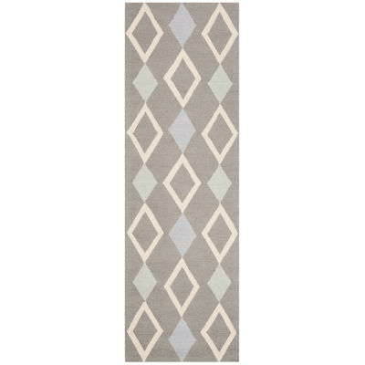 Safavieh Kids Collection Naples Geometric Runner Rug