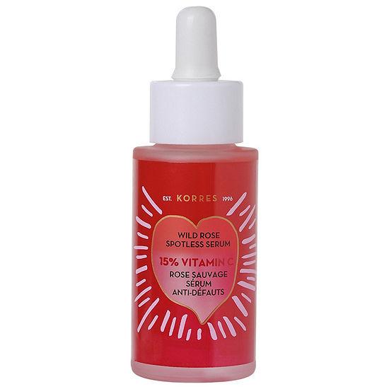 KORRES Wild Rose 15% Vitamin C Spotless Serum