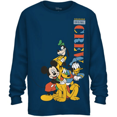 Mickey and Friends Graphic Tee