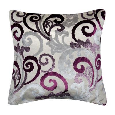 Lenora Square Throw Pillow