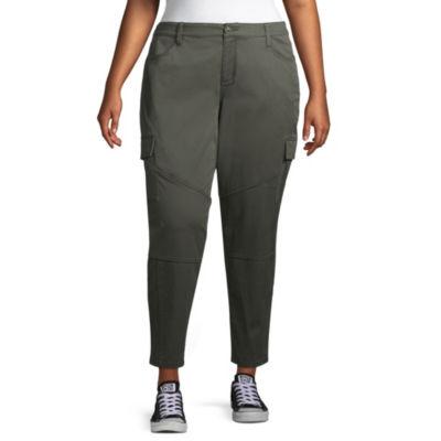 Boutique + Cargo Pants - Plus