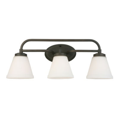 "Eglo Mayview 3-Light 24"" Bath Vanity Wall Light"""