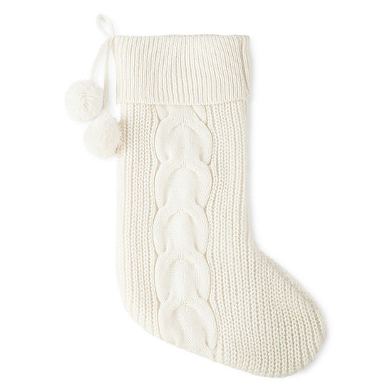 Peyton And Parker Chunky Knit Stocking
